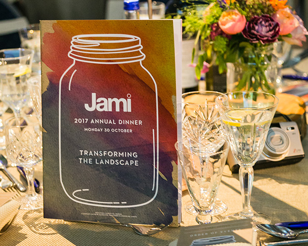 Jami Annual Dinner design