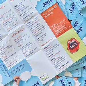 Jami mental health charity - Creative Clinic