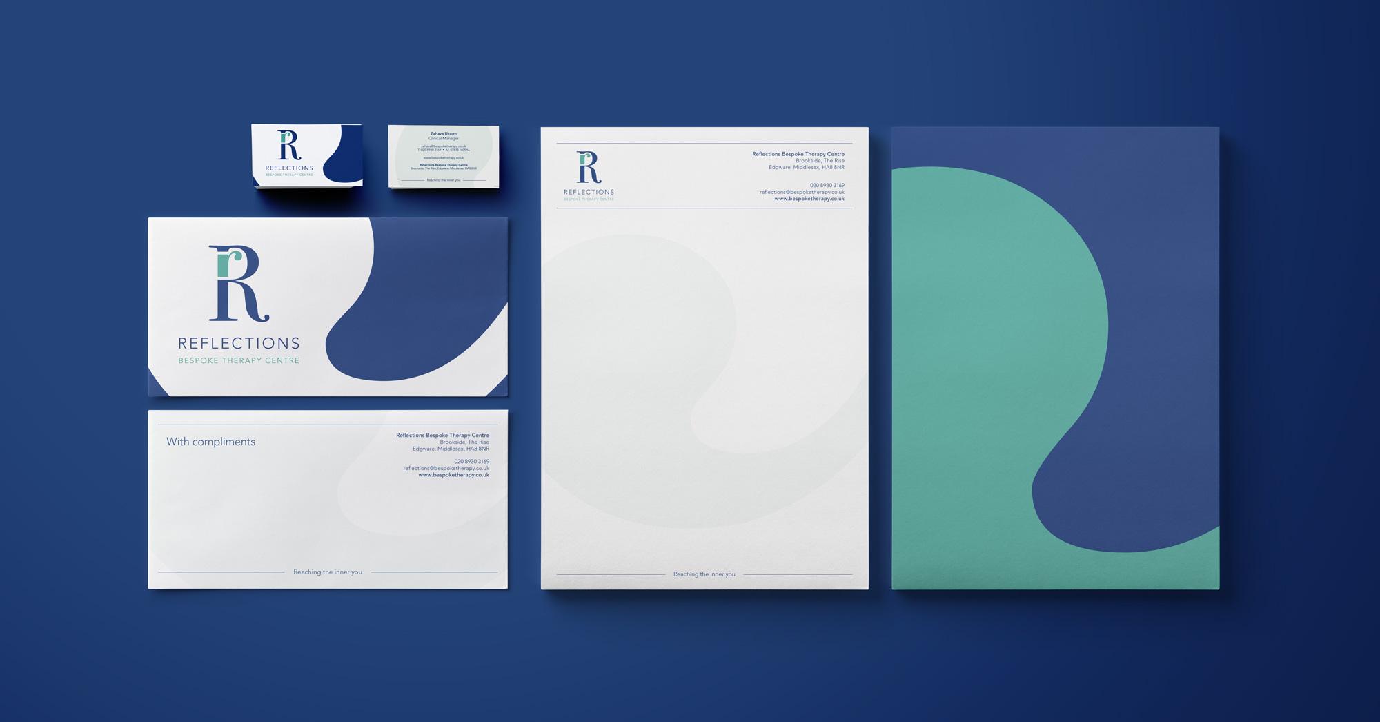 Stationery design and artwork
