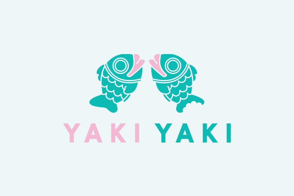Yaki Yaki food and hospitality branding