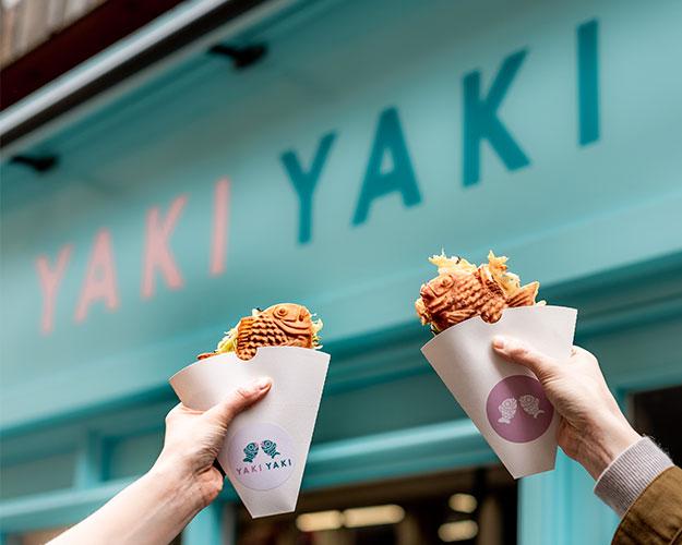 Yaki Yaki food and hospitality social